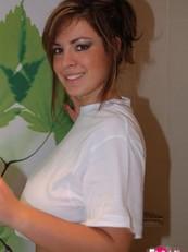 Emma Oneil Wet Tshirt