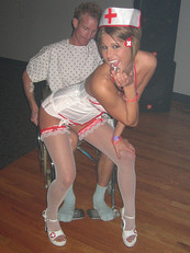 Melissa Sexy Nurse